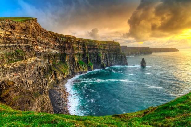 """Ireland đạt Giải thưởng """"Điểm du lịch tốt nhất trên toàn Châu Âu"""""""