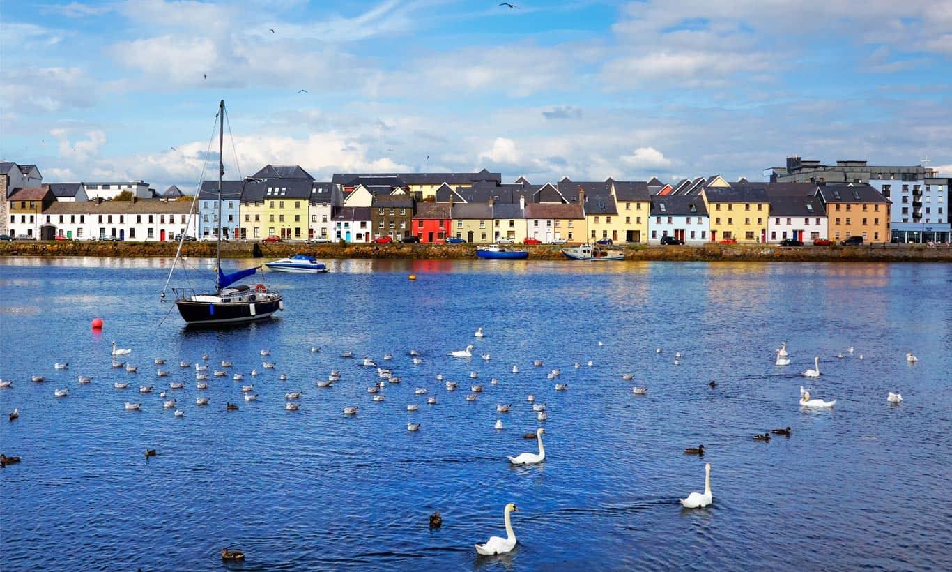 Galway, Ireland được bình chọn là thành phố thân thiện nhất thế giới