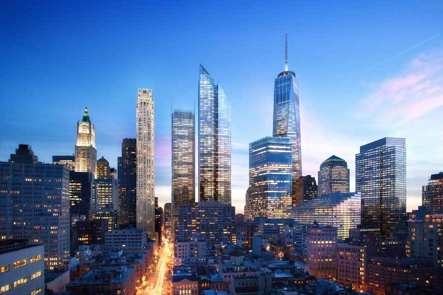 Wall Street Tower