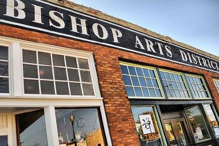 Bishop Arts Gateway