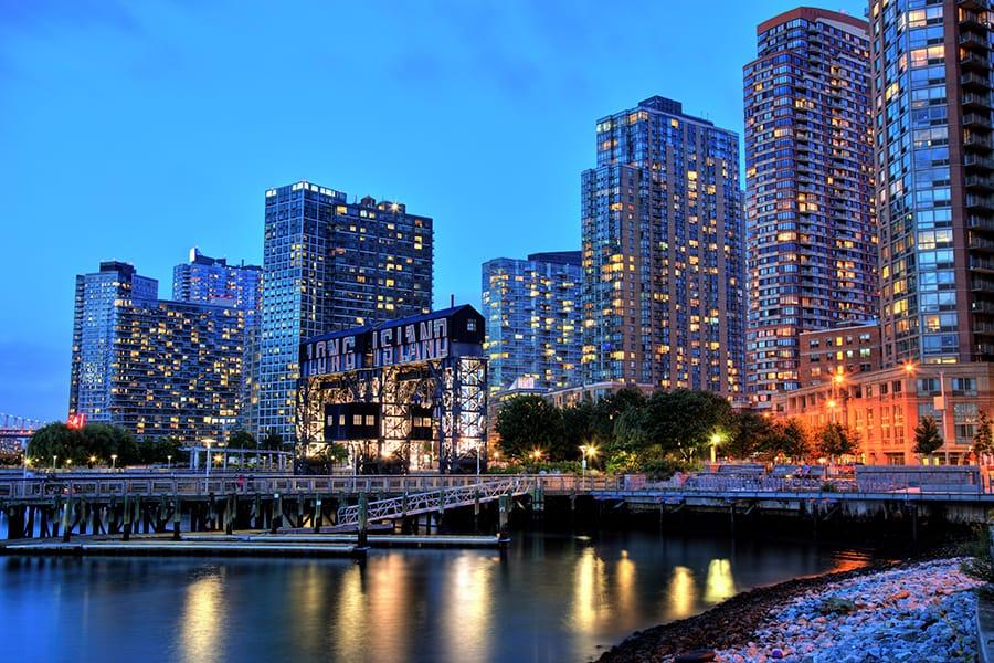 Thành phố Long Island, New York