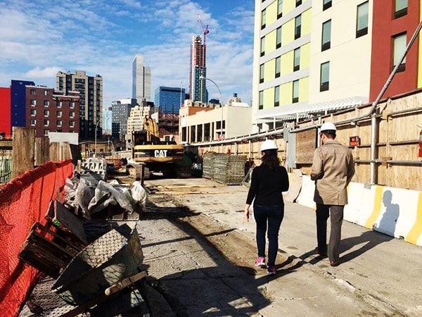 Hình ảnh tiến độ dự án cuối tháng 1 năm 2016