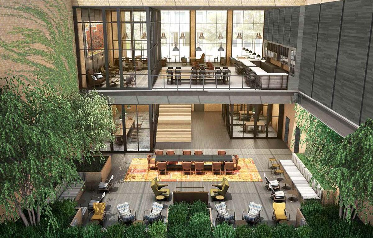 Dòng khách sạn tiện nghi và thoải mái thuộc tập đoàn Hilton nổi tiếng