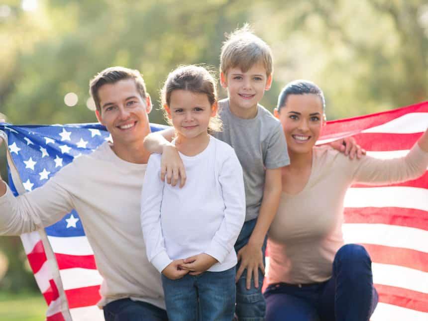Độ tuổi an toàn để con nhà đầu tư EB 5 được đi Mỹ cùng bố mẹ