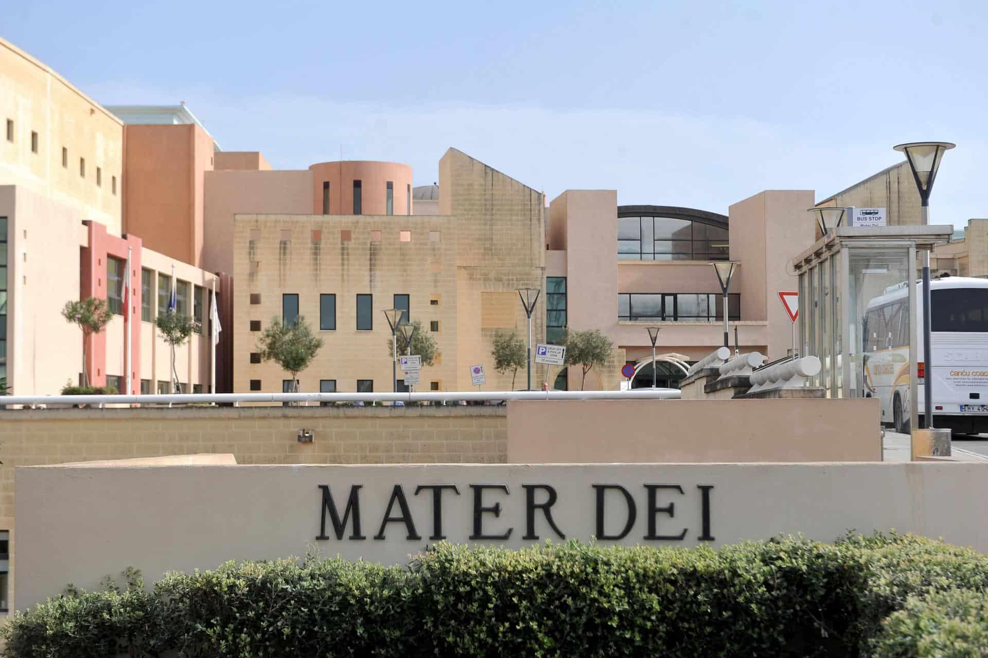 Bệnh viện Mater Dei - bệnh viện công lớn nhất tại Malta. Ảnh: Internet