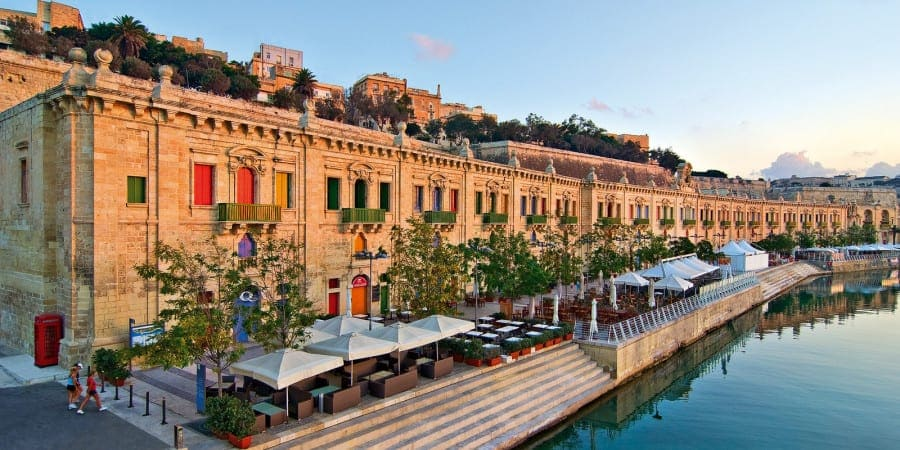 Chương trình đầu tư lấy quốc tịch Malta