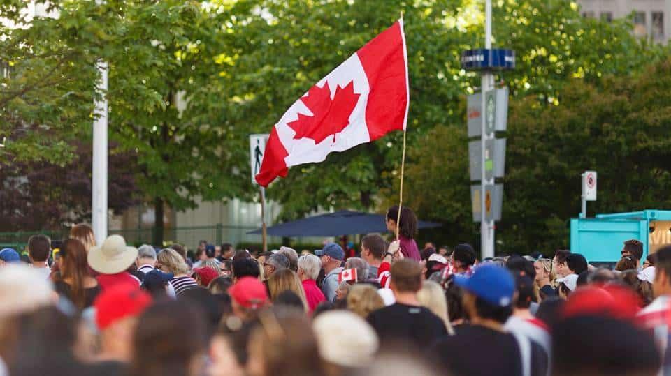 Người mới nhập cư chiếm 61% tăng trưởng dân số Canada năm 2018