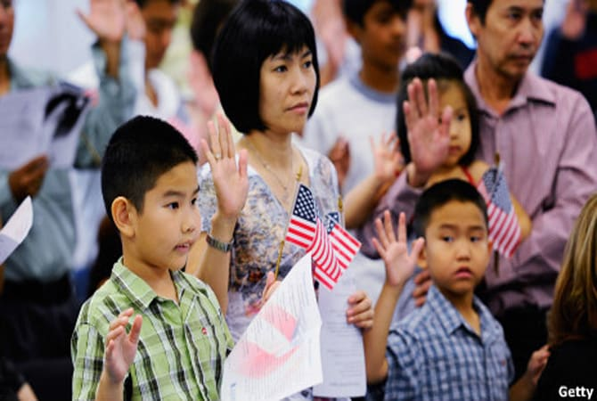 Điều kiện định cư tại Mỹ và những điều cần biết