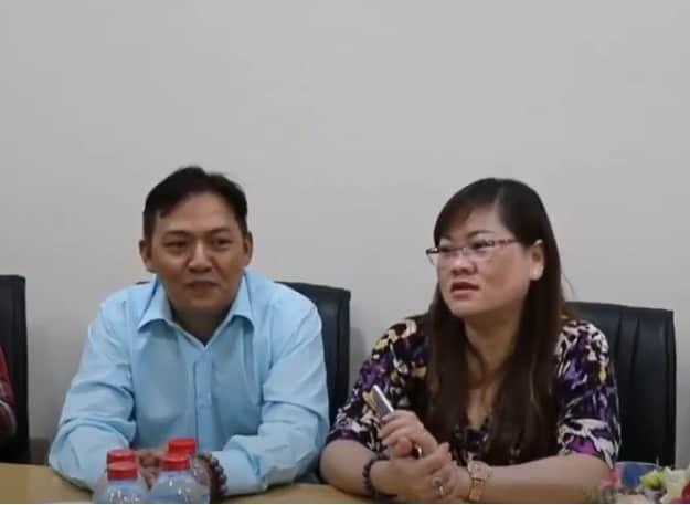 Mr. Quyen's family