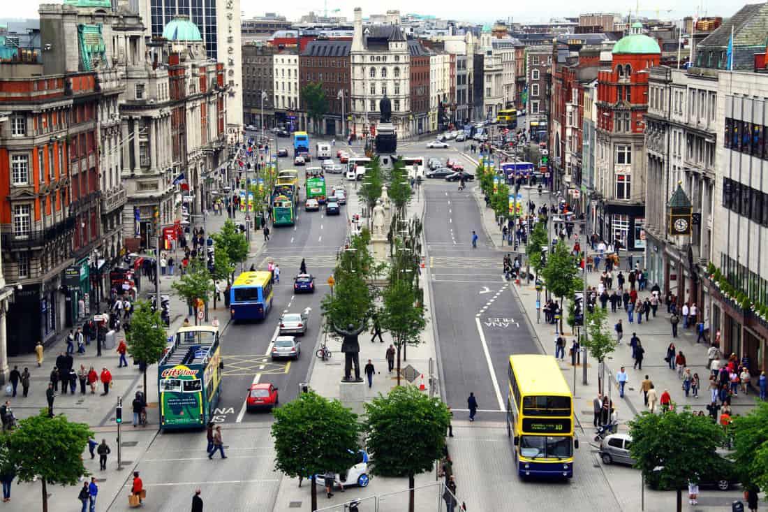 Chương trình đầu tư định cư Ireland