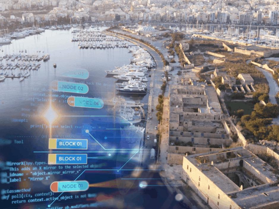 Chính phủ cảnh báo về cuộc suy thoái toàn cầu tác động đến nền kinh tế.   Ảnh: Blog Malta