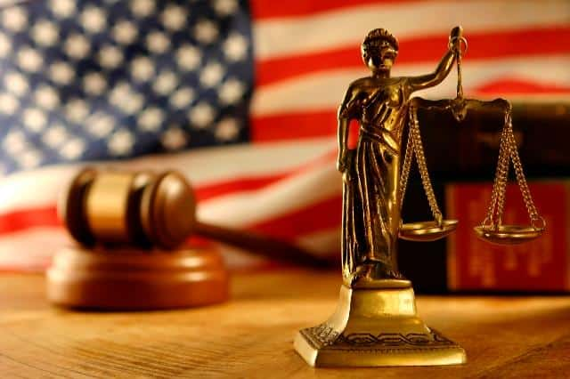 Nước Mỹ có một hệ thống pháp luật đề cao sự công bằng