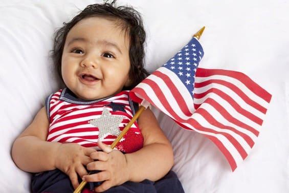 Thủ tục nhập quốc tịch Mỹ cho con tại Việt Nam