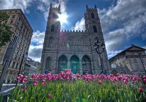 Giáo đường ở Québec