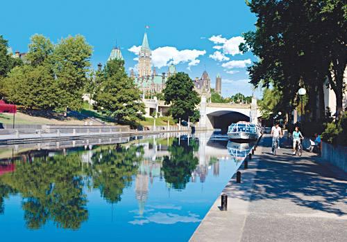 Thủ đô của Canada – Ottawa, thành phố đáng sống