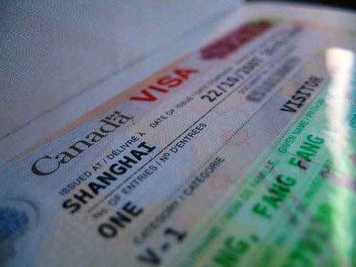 Quy trình xin visa đi xuất khẩu lao động sang Canada