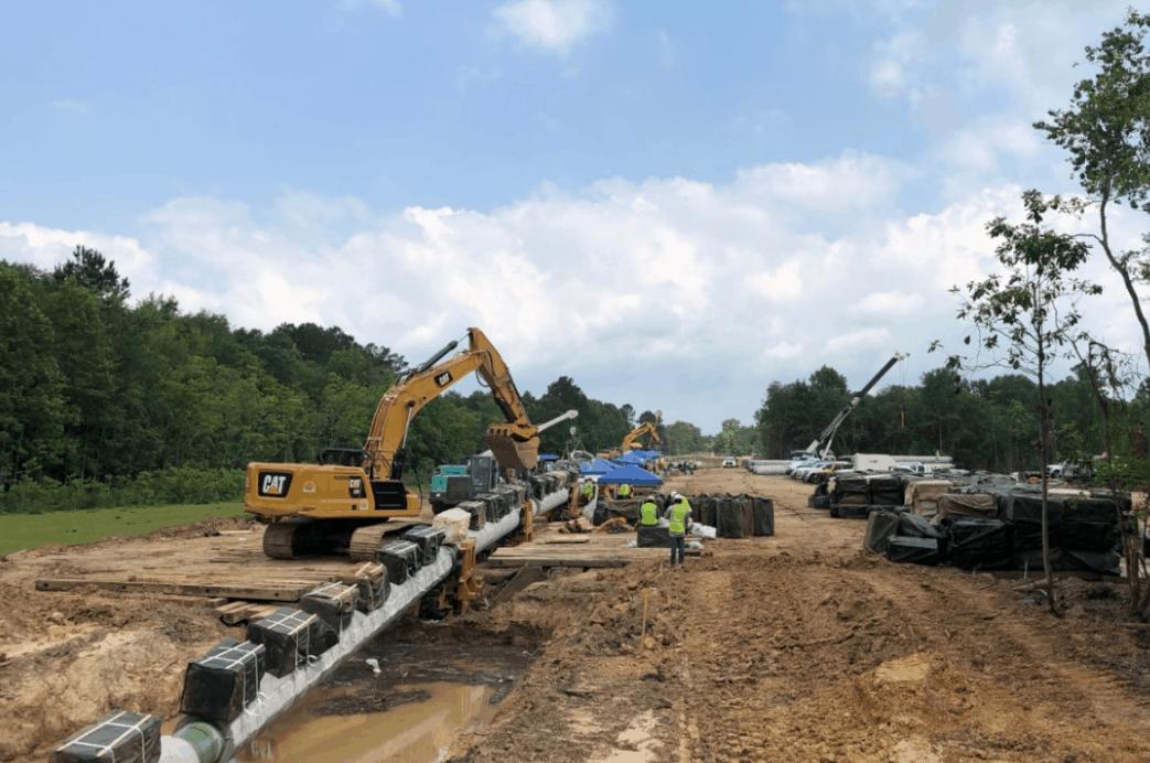 Cập nhật tiến độ dự án Jefferson Terminal tháng 07.2020