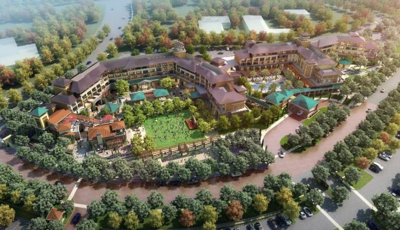 Dự án khu nghỉ mát Meritage Resort and Spa đang được IBID giới thiệu đến nhà đầu tư