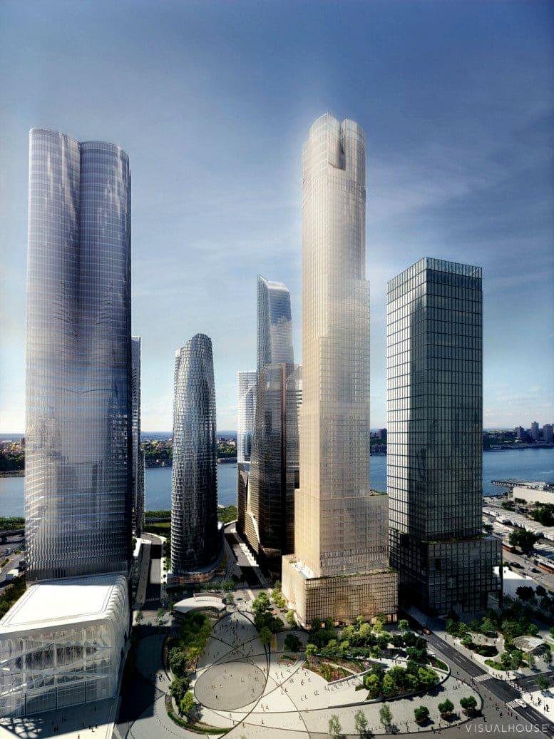 91% diện tích toà nhà tại 35 Hudson Yards đã được cho thuê