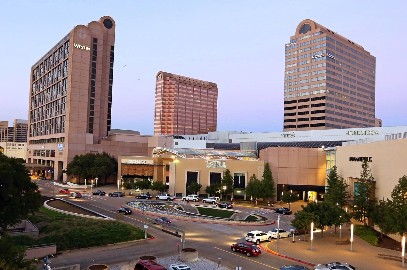 Dallas Galleria khu phức hợp lớn nhất ở North Texas