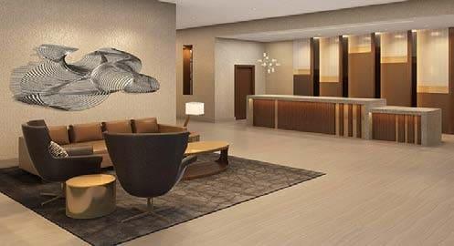 AC Hotels - Marriott hiện đại hơi hướng cổ điển Châu Âu