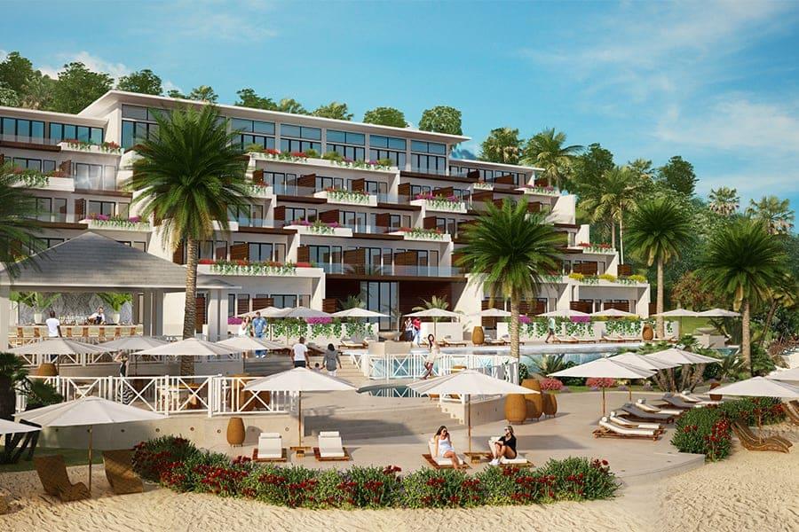 Cập nhật tiến độ dự án Kimpton Kawana Bay tại Grenada