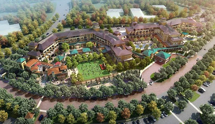Dự án khu nghỉ mát Meritage Resort and Spa