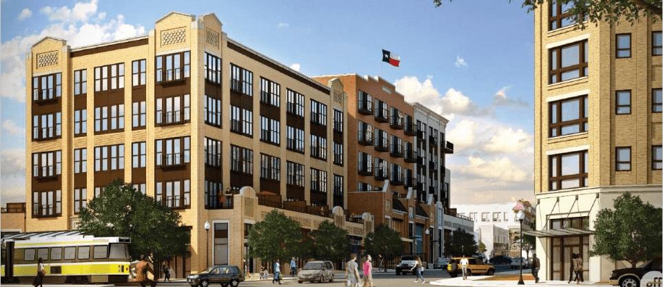 Dự án Khu căn hộ cao cấp Bishop Arts Gateway