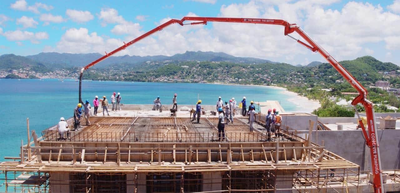 Cập nhật tiến độ dự án Kimpton Kawana Bay tháng 09.2020