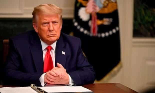 Tổng thống Trump gia hạn lệnh cấm nhập cư một số diện việc làm đến 31/3/2021