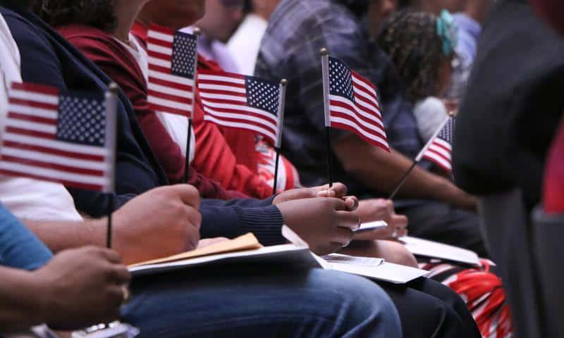 Lịch chiếu khán di dân Mỹ tháng 03/2021