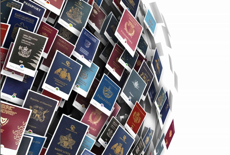 Những hộ chiếu quyền lực nhất năm 2021 – Việt Nam tụt 2 bậc so với năm 2020