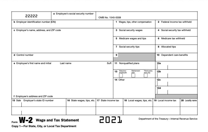 Thuế Mỹ – Sự khác nhau giữa K-1, W-2 và 8805 (Phần 2)
