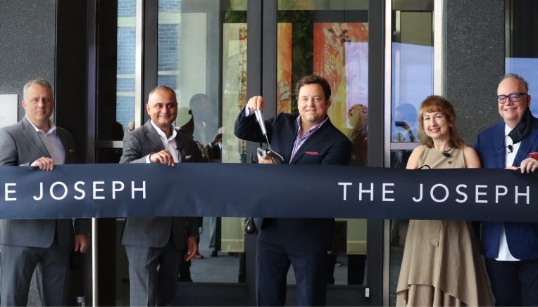 Luxury Joseph Nashville Hotel Project
