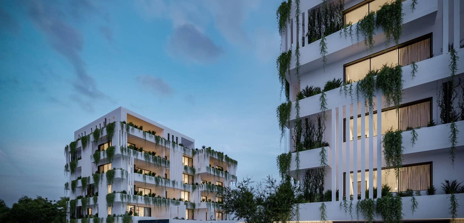 Nhà cỡ nhỏ và căn hộ trở thành lựa chọn hàng đầu tại Síp
